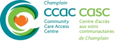 Champlain CCAC logo