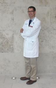 Dr. James Villeneuve