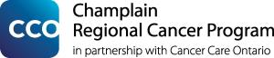 Champlain Regional Cancer Program logo