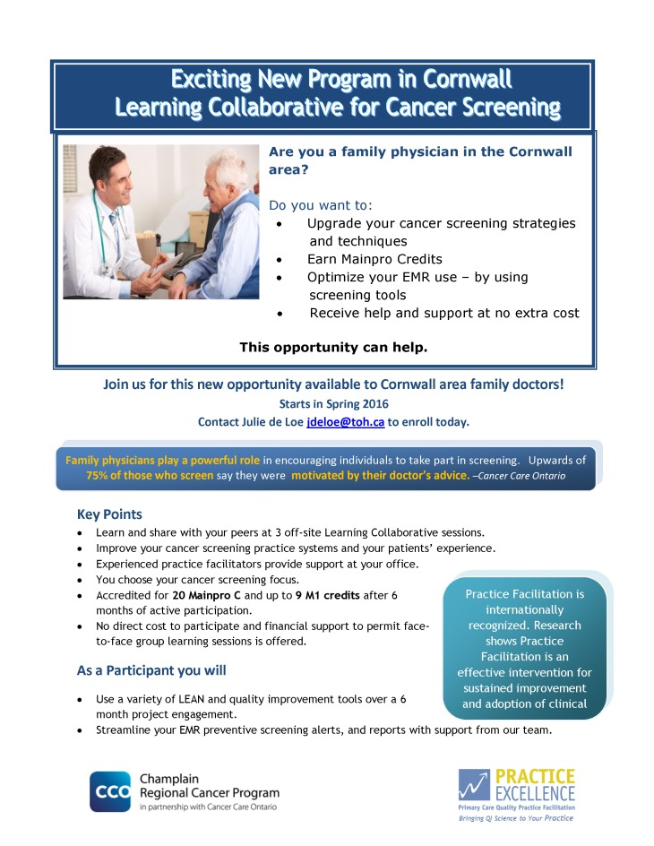 Cancer Screening Quality Improvement in Primary Care_Page_1